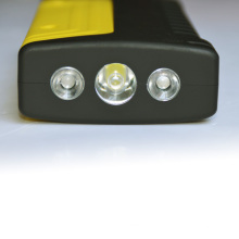 13600mAh 12V автомобильное зарядное устройство многофункциональный мини-пусковой стартер с выходом 12V / 16V / 19V