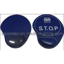 PU Leather Promotional Custom Blue Mouse Pad (SDB-3001)
