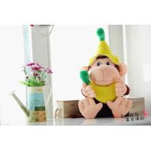 Plush Monkey Soft Toy