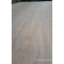 4mm Pencil Cedar Plywood Poplar Núcleo BB / CC Grau