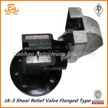 Производитель фланцевого предохранительного клапана JA-3