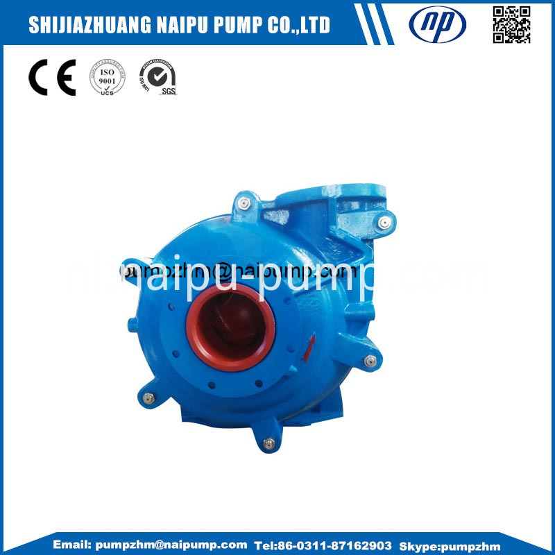 004 horizontal slurry pump