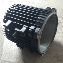 Die Cast Aluminium Motor Housing
