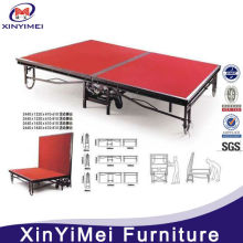 2014 Hot sale anti-slip stage,moving stage,mobile stage