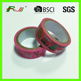 Hot selling printed cheap washi DIY tape with free sample