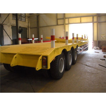 Containers Semi Trailer Trucks 3 AXLES