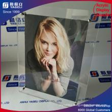 Luxury Packaging Acrylic Ceramic Photo Frame