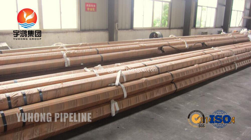 Carbon Steel Boiler Tube ASTM A210 Gr A1
