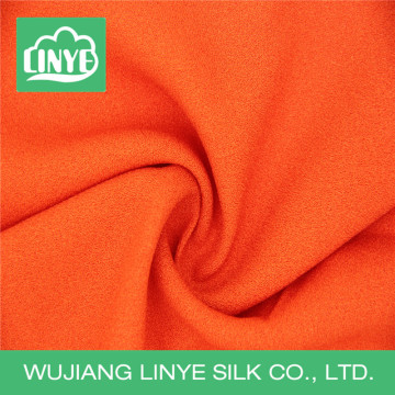 flowing refreshing bold red fabric, false twist fabric, long skirt material