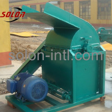 High Capacity Wood Pallet block Crusher timber Machine