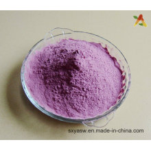 Natural Polvo de camote dulce de color púrpura instantáneo
