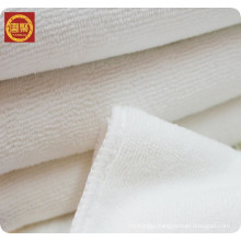funny China factory white 100% polyester microfiber bath towel, hotel towel, face towel dobby