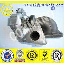 TD03L4 turbocompresseurs de ford transit