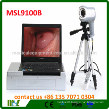 MSL9100B Digital Electronic Colposcope with Dell Brand Laptop /video colposcope for vagina
