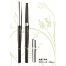 Aluminum Automatic eyebrow pen tube