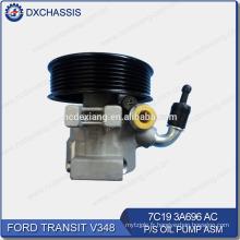 Véritable 7C19 3A696 AC pour Ford Transit V348 pompe de direction assistée