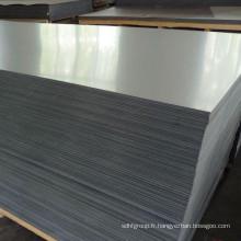 Tôle d'aluminium 3105 O