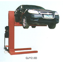Single Post lift machine