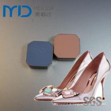 Fashion Square Metal Buckles Decorativa com pintura colorida para o vestido de festa das mulheres sapatos e vestuário