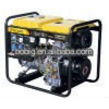 Gerador do motor diesel do tanque de combustível 5L