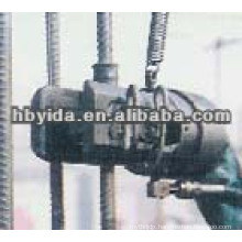 rebar cold extrusion press machine and coupler