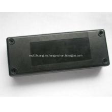Adaptador de corriente Cubierta de plástico para moldeo por inyección