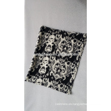 La mongolia interna de alta calidad imprimió cashmere.wool scarf.shawl