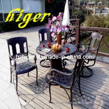 Firman Round Rattan muebles de ocio al aire libre (HG802)