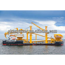 30t 18m Wire-luffing Cargo Crane