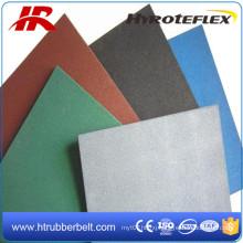 300mm*300mm Square Tactile Paving Tile Rubber Paving Bricks