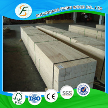 Eco-friendly E0 Glue Poplar LVL Bed Slat