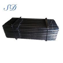 Piquete chino de valla de poste de acero Y