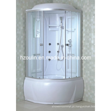 Termine a cabine luxuosa do compartimento da caixa da casa do chuveiro do vapor (AC-77)