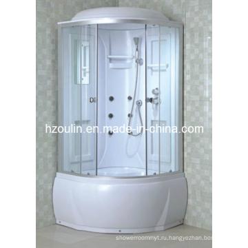 Полный роскошный Паровой душ дом Коробка кабина кабина (АС-77)