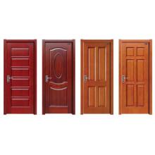 Puerta interior de madera (HDB 009-012)