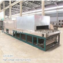 Tipo de transporte automático Máquina de limpeza de alta pressão industrial