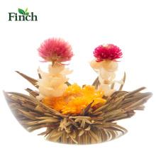Chá quente da flora da saúde da venda do passarinho Tian Xian Pei com flor do jasmim