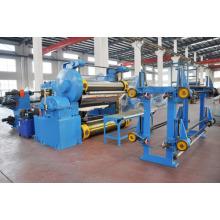 Rubber conveyor belt vulcanizer machine