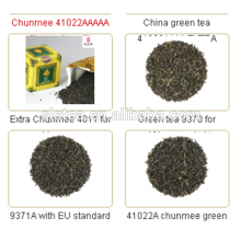 Best taste and high grade cha chai tea chunmee green tea
