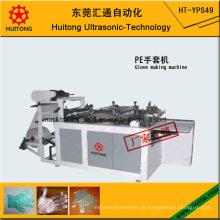 PE / Non-Woven Handschuh, der Maschine herstellt