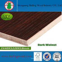 20mm Melamine Paulownia Core Blockboard