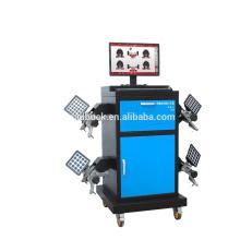 Factory price vehicle auto data software 3D wheel alignment diagnostic machine R800