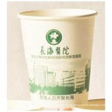 Tazas de papel personalizadas Tazas de papel de publicidad desechables Tazas de papel hechas