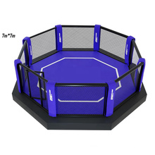 Martial Arts MMA UFC octagon Cage boxing ring Custom Design  High Quality Factory Wholesale