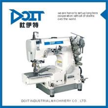 DT600-01PUT máquina de coverstitch Industrial com auto aparador pneumático