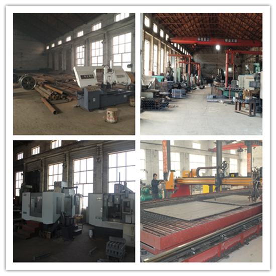 Hebei RFX sawmill equipment factory show