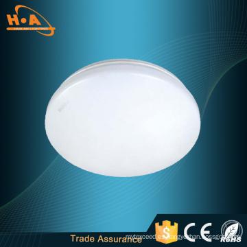 Operación simple e instalación conveniente Luz empotrada en el techo de 12W LED