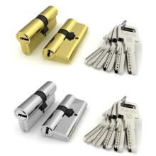 Brass Cylinder Lock, Cylinder Lock (AL-70-80-90)