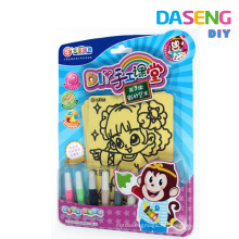 Educational drawing toy Kids sand painting art