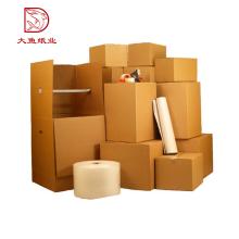 Chine nouvelle boîte jetable de carton d'affichage de prix bon marché ondulé jetable pour des vêtements